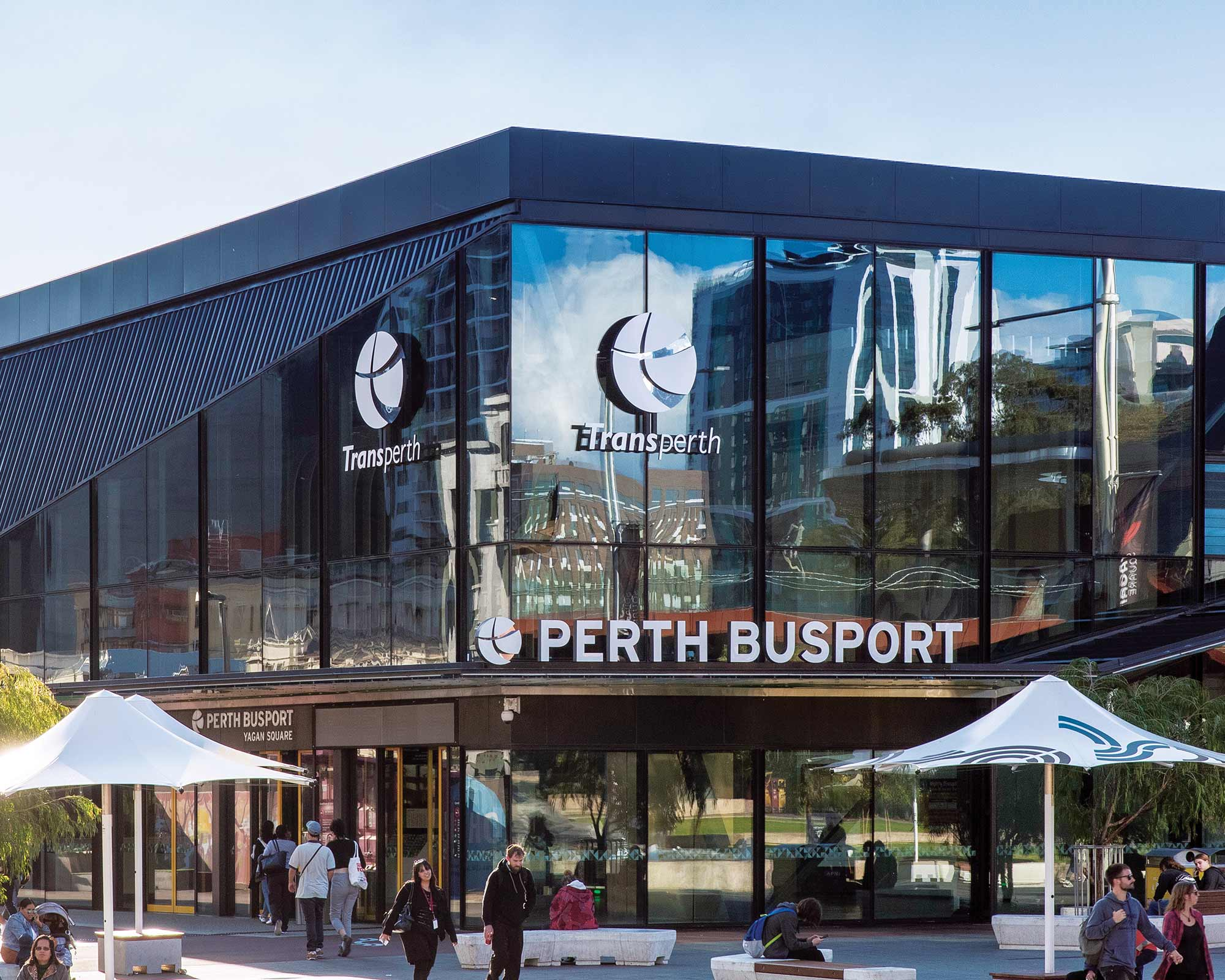 Perth Busport