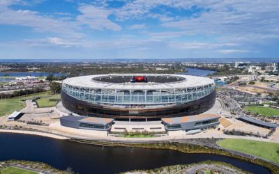 Optus Stadium, Perth – The Commercial Fit Out Case Study