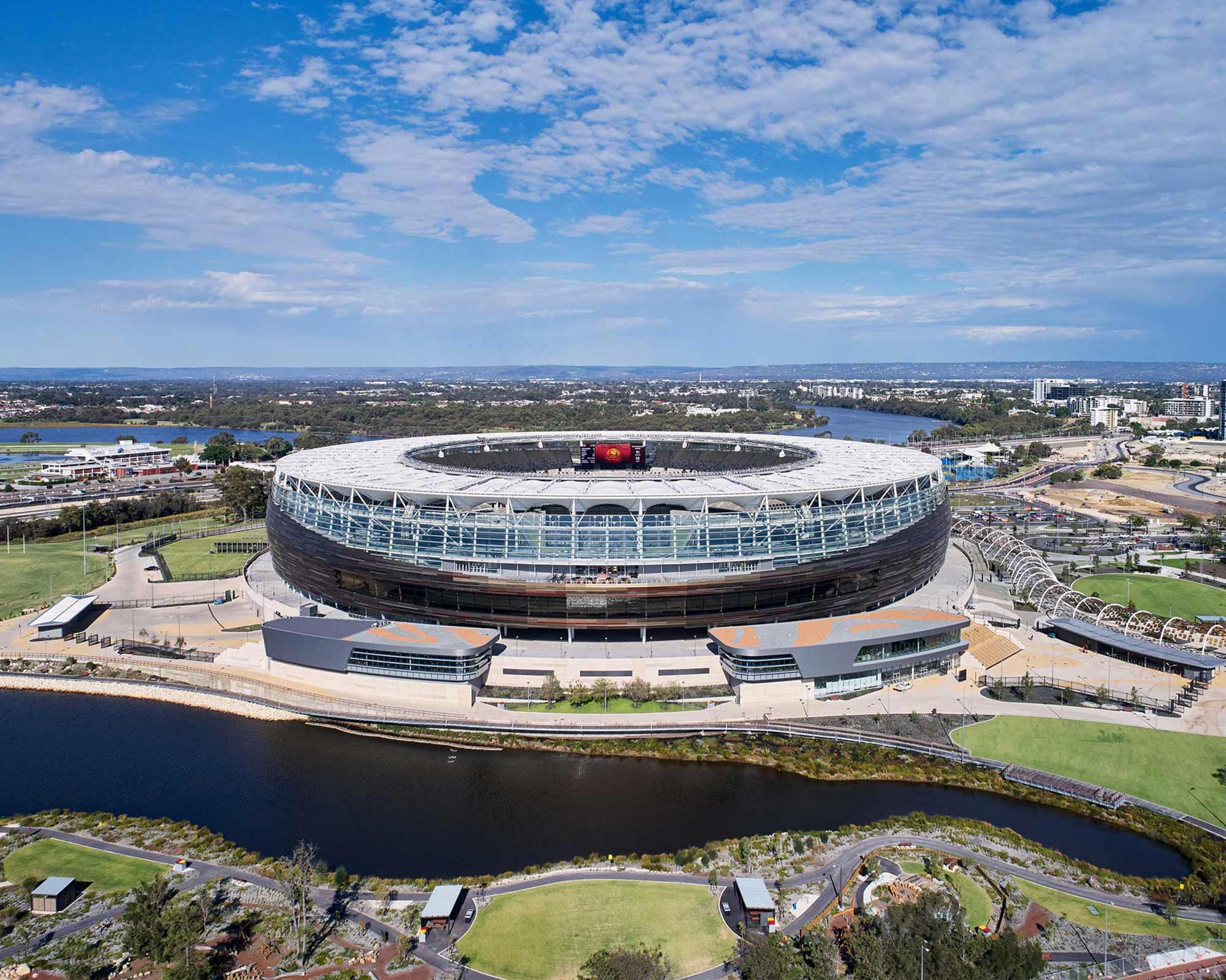 Optus Stadium, Perth