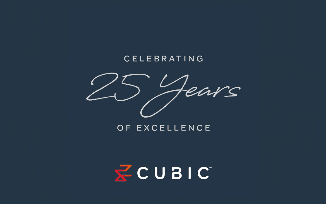 Cubic 25 Years