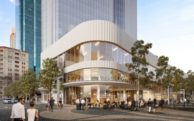 Multiplex Partners with Cubic on 1 The Esplanade, Perth