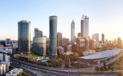 D&C Partners with Cubic on Capital Square Tower 2, Perth