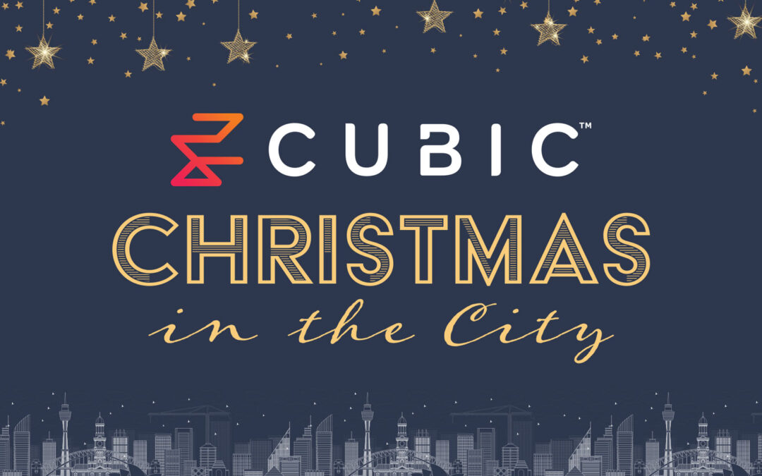 Cubic's Christmas Cocktail Party and Team Awards Night