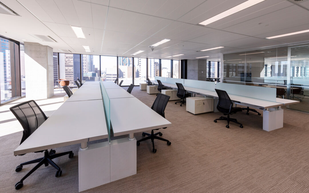 BAIL Fitout – Brookfield Place, Sydney